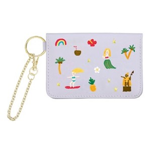 Open Commuter Pass Holder Tropical
