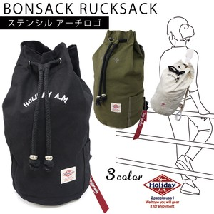 Bag Backpack Men's Ladies Backpack Canvas Canvas