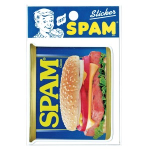 STICKER【SPAM CAN】/ スパム ステッカー