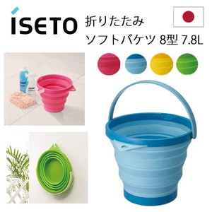 Registration of a design Ise Folded soft Bucket