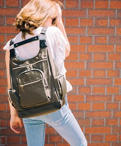 High Density Nylon Backpack