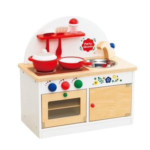 Middle Kitchen Wooden Assembly Play-mom
