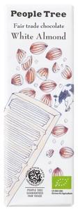 【予約販売】板チョコ・ホワイト・アーモンド【2020年10月下旬入荷予定】【秋冬限定】