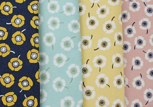 Fabric Scandinavia Design Nina Fabric Floret