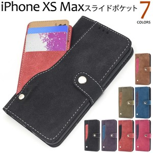 Smartphone Case iPhone Ride Card Pocket Notebook Type Case