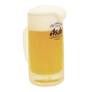 Food Product Sample ASAHI Beer Cup Economical