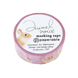 Animal Washi Tape Rabbit