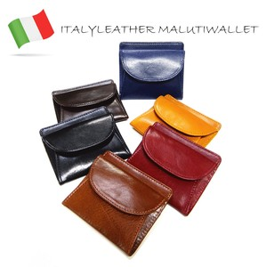 Italy Leather Multi Case