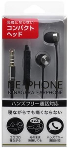 While Sleeping Earphone Metallic Silver