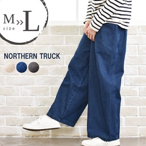 wide pants Denim Pants Gaucho Pants