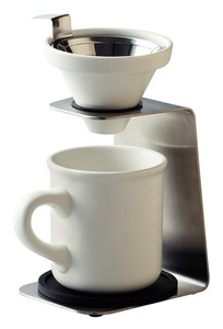 Drip Coffee Set White