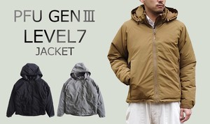 Type Jacket 3 Colors