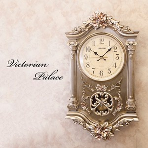 Victorian Palace Wall Clock