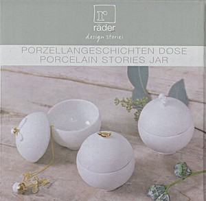 Porcelain story Can