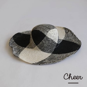 Checkered Hat