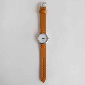 Oil Leather Clock/Watch Japan