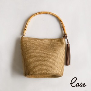 Bamboo Handle Bag Light