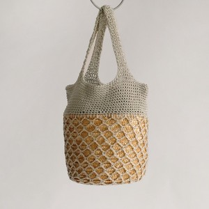 Straw Net Bag Shell