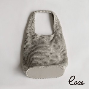 Raster Oval Bottom Handle Bag