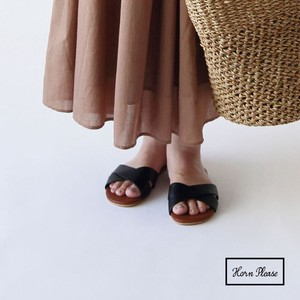 Closs Strap Sandal