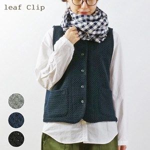 2018 A/W Wool Change Switching Vest Natural