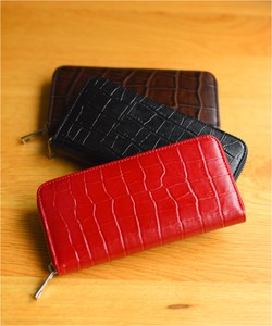 Cow Leather Leather Wallet