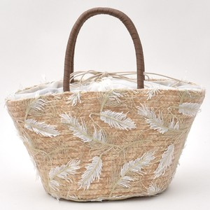 New Straw Feather Lace Bag