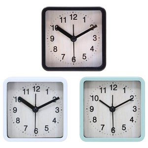 Table Clock Square 3 Colors