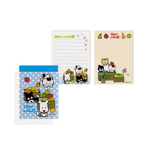 Tama&Friends Memo pad Wooden Box Cat