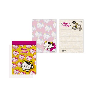 Tama&Friends Memo pad pin Cat