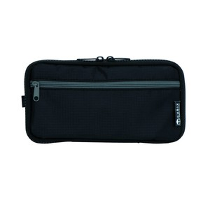 Pencil Case Round Black