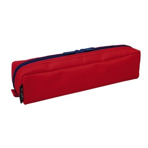 Pencil Case Open Red
