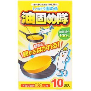 油固め隊 10包入【キッチン・調理用品】