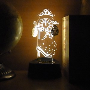 LED Light LED Accessory Stand Fancy Goods Cinderella