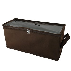 Dear Storage Box Storage Case Non-woven Cloth Brown