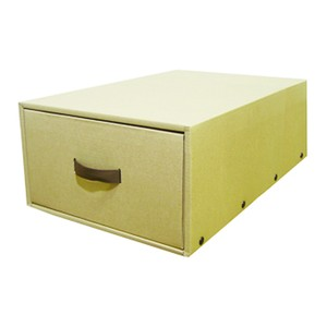 Craft Storage Case Closet Costume Case Cardboard Box Storage Attached