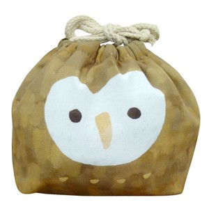 Pouch Lunch Pouch Lunch Cold Insulation Pouch Owl