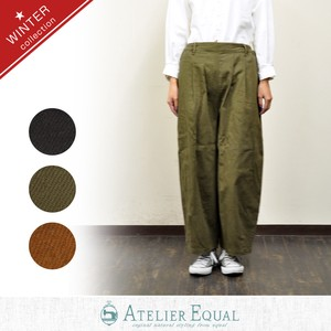 Cotton Twill Circus Pants