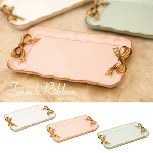 French Ribbon Lecht Tray