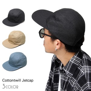 Star Cover Vintage Processing Cotton Twill Cap Cap