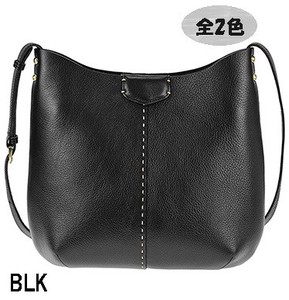 Ladies Crescent Moon Shoulder Bag Large capacity Genuine Leather