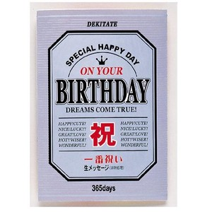 Birthday Humor Card Beer
