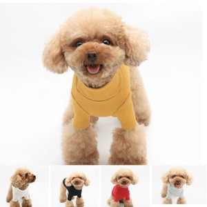 Pet Product Dog Turtle Neck Shirt Color Pet Pet