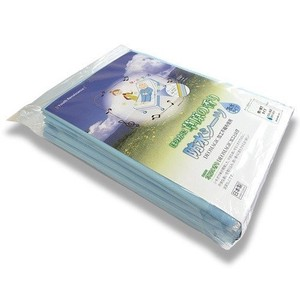 Waterproof Sheet Nursing care Waterproof Sheet 6 Pcs Processing Non-woven Cloth Use