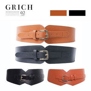 A/W Belt Fancy Goods Waist Mark Wide Elastic Belt type Upgrade