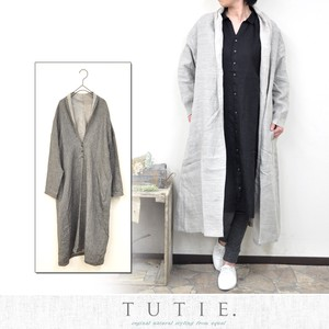 Adult Silhouette Japan Linen Cardigan