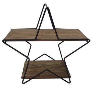 Table Rack Star Brush Wire