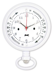 Miffy Clock/Watch 2Way Watch Face Pearl White