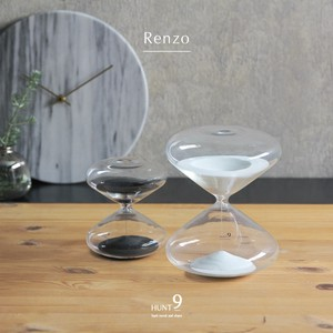 Curve Hourglass Ornament