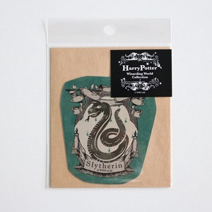 【Harry Potter Collection】ステッカー(Slytherin)